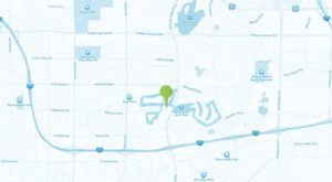 Large map of Henderson Oral Surgery & Dental Implant Center