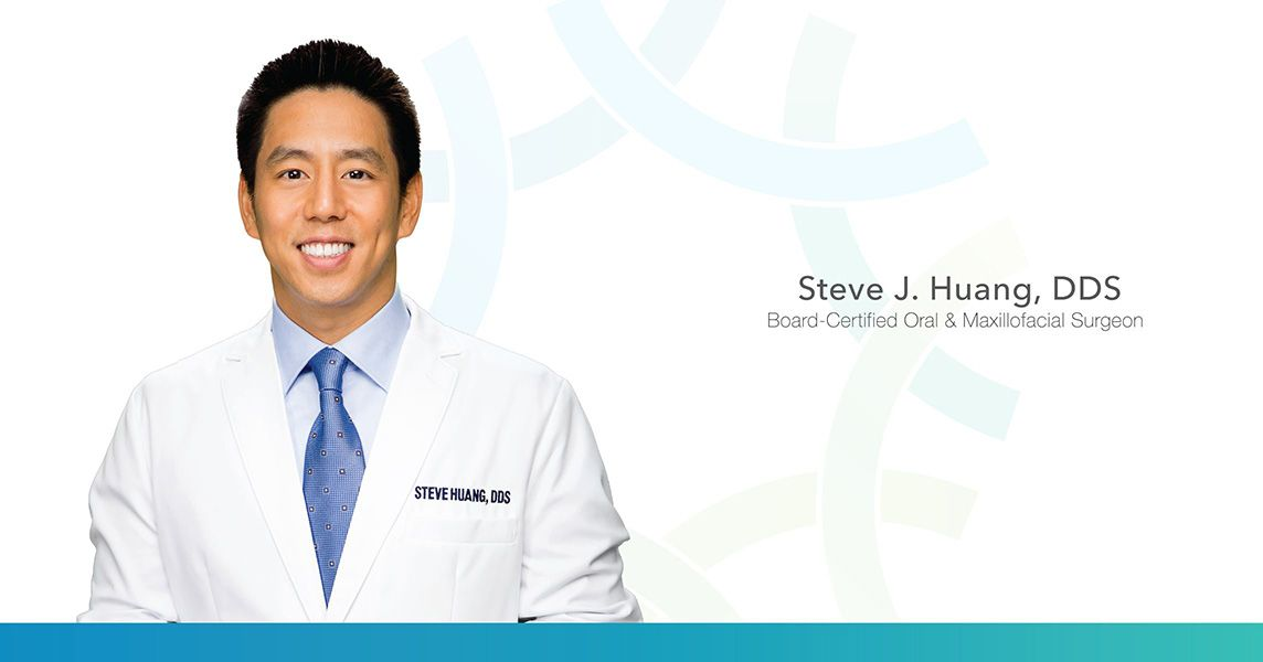 Steve J. Huang, DDS, at Henderson Oral Surgery & Dental Implant Center